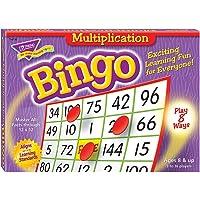 Trend Juego de Bingo, multiplicación