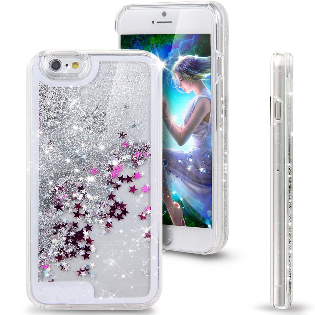 Amazoncom IPhone 6S 6iPhone 6S CaseiPhone 6S 6 Liquid Case