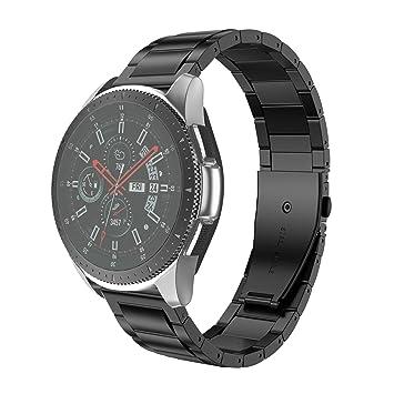 NotoCity Correa Compatible con Galaxy Watch 46mm Banda de ...