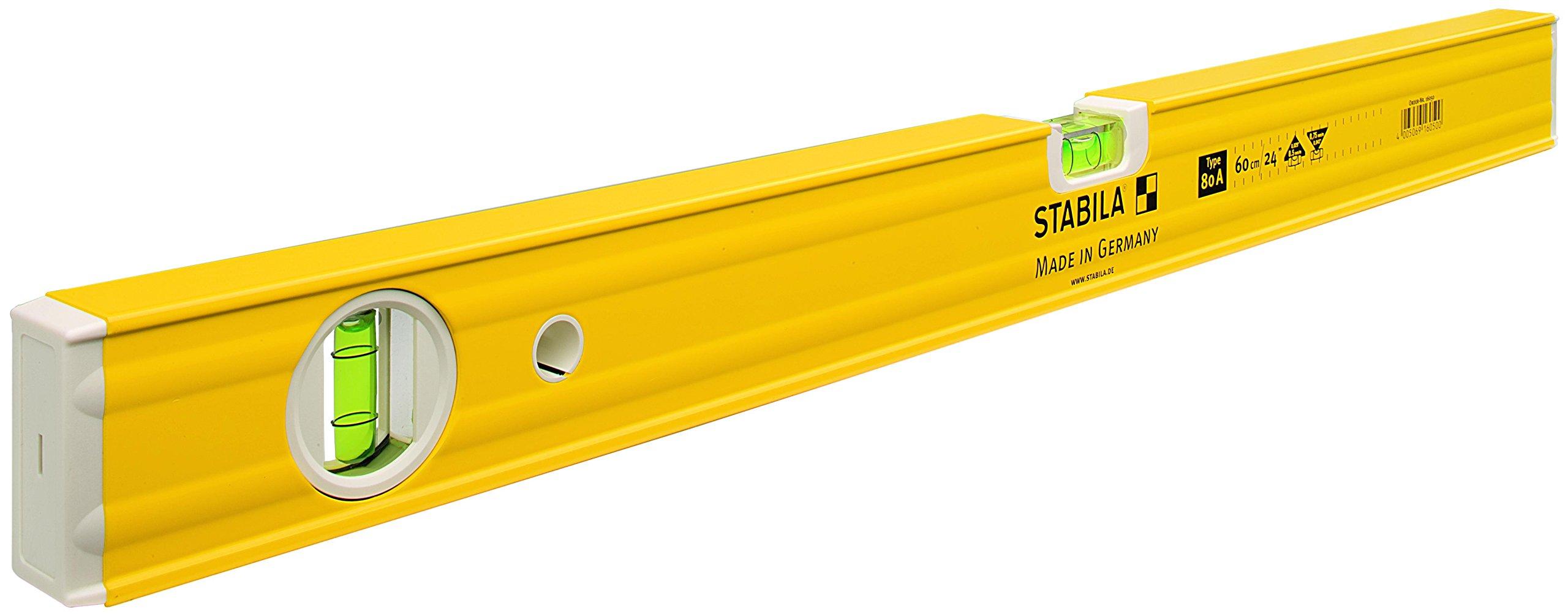Stabila - 80An Level 2 Vial 80Cm 16051