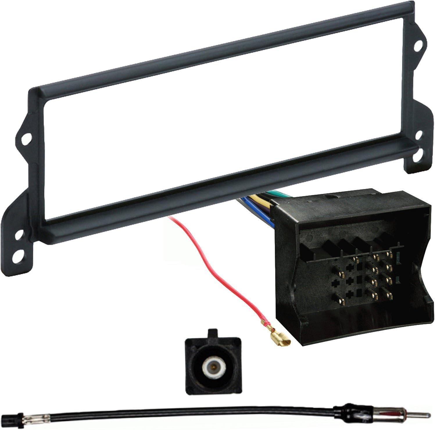 Antenna Adapter for Select Mini Cooper Harness Metra 99-9302 1-DIN Dash Kit