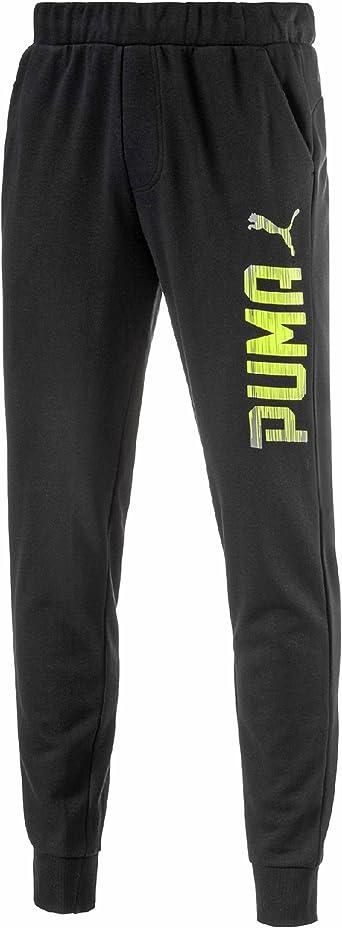 PUMA Rebel TR Cl Pantalones, Hombre, Negro, XL: Amazon.es: Ropa y ...