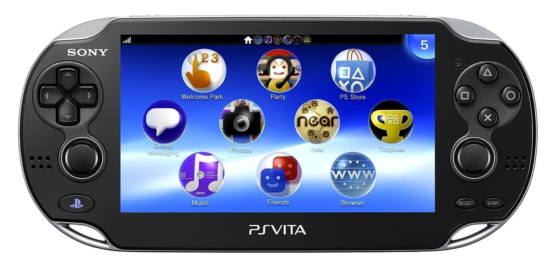 Sony PS Vita (Wi-Fi + 3G) (PlayStation Vita): Amazon co uk