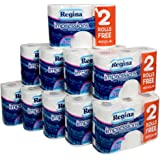 120 Rolls Of Regina Impressions 3 Ply Toilet Roll Tissue Paper Wholesale Job Lot