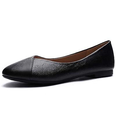 CINAK Flats Shoes Women Comfort Lightweight Slip-on Soft Cute Ballet Round Toe Shoes | Flats