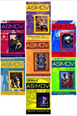 The Complete Isaac Asimov's Foundation Series Books 1-7 (Foundation, Foundation and Empire, Second Foundation, Foundation's Edge, Foundation and Earth, Prelude to Foundation, Forward the Foundation) Mass Market Paperback