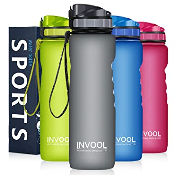 Leakproof BPA Free Water Bottle