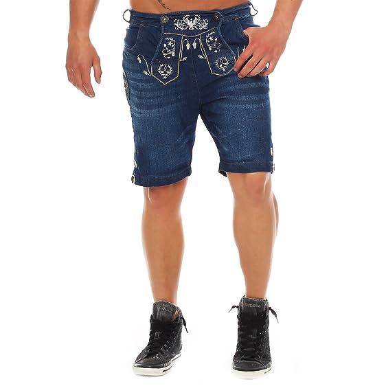 Wanderwald herren premium falke trachten jeans lederhosen stil