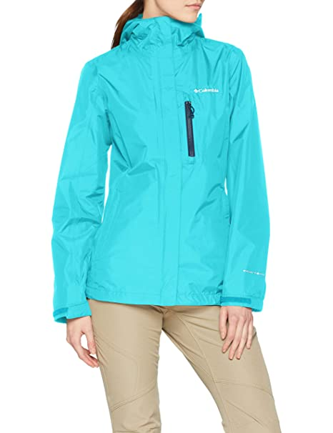 Columbia 1760071 Pouring Adventure II Jacket Chaqueta impermeable, Mujer, Nailon