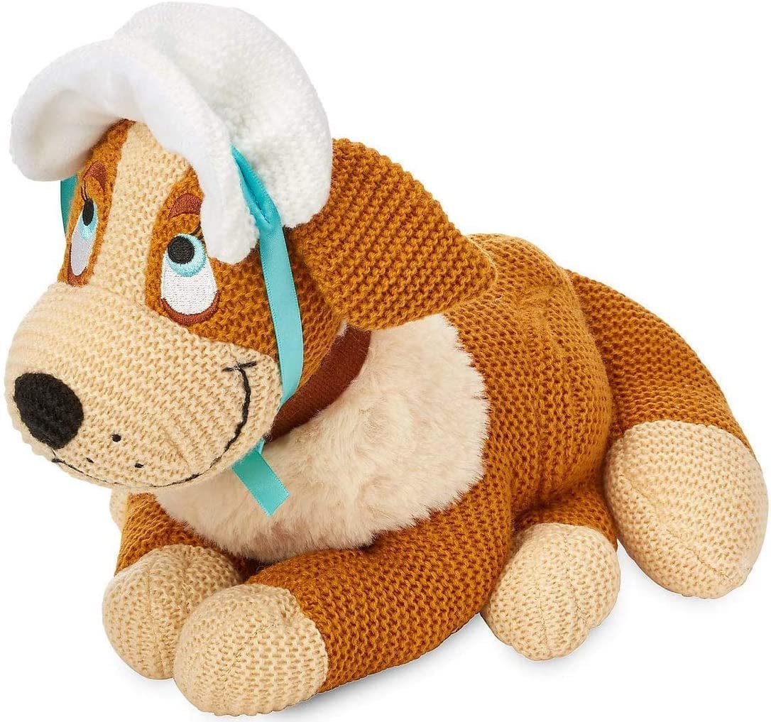 Disney Nana Peter Pan Cozy Knit Limited Edition Plush