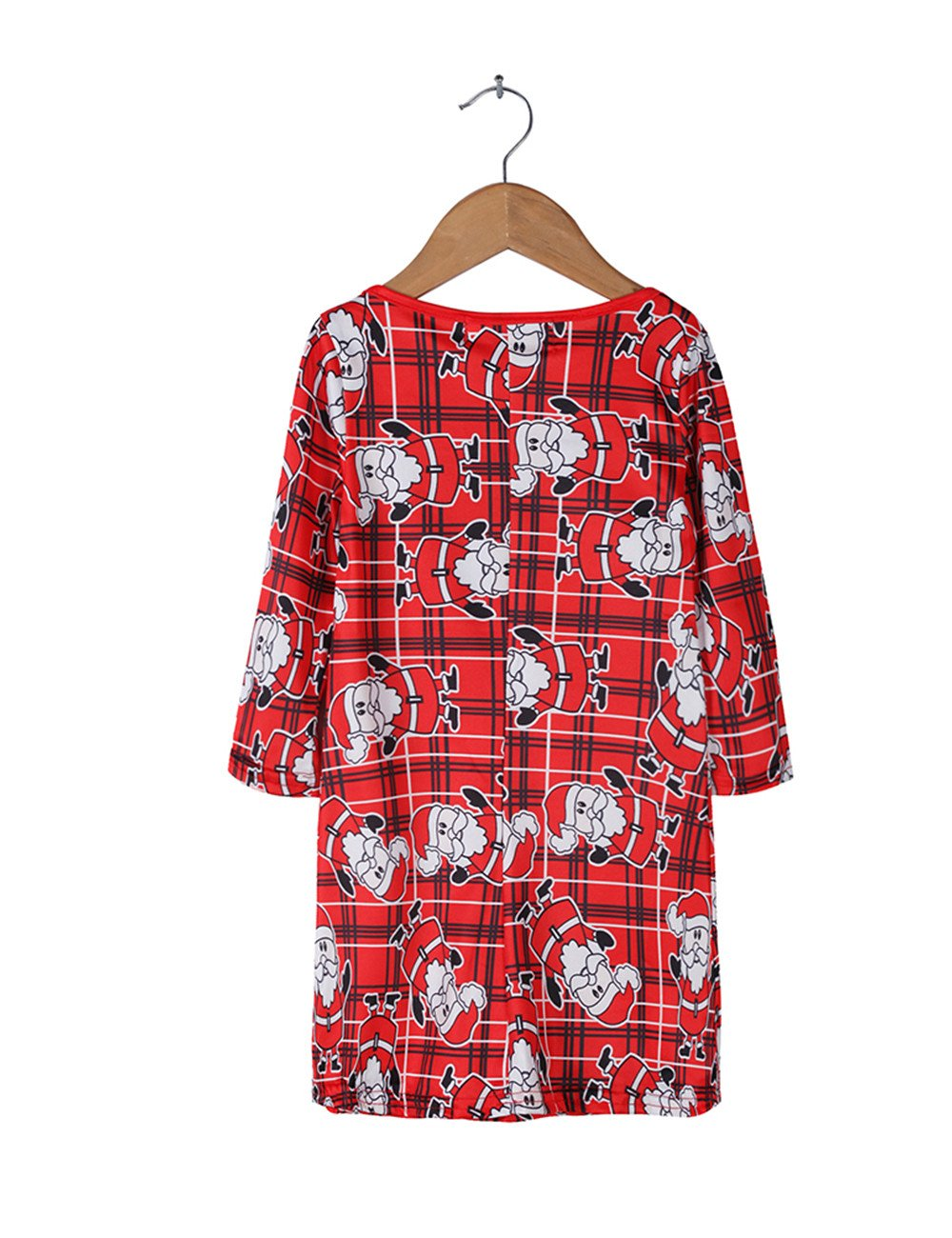 Vestido de fiesta feo de la niña de la Navidad Ruiyige: Amazon.es: Ropa y accesorios