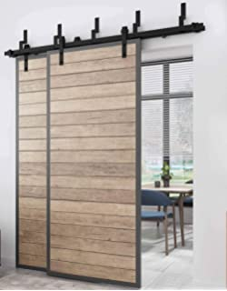 Amazon Com Sliding Door Track Gear System 1800mm Herkules Top Hung
