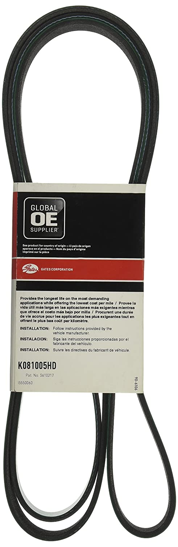 Gates K081005HD Coolant Hose