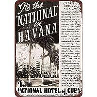 National Hotel of Cuba in Havana Carteles