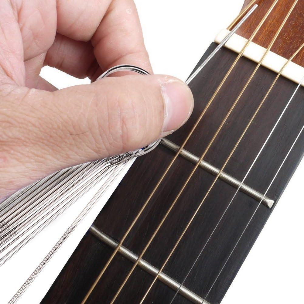 Kit de Reparación de Guitarra Cejuela Guitarra Tuerca de Silla ...