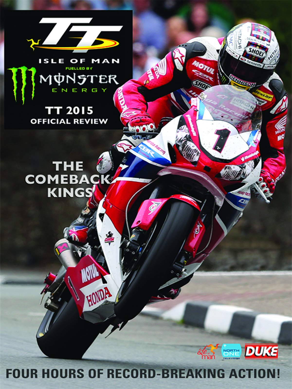 Isle of Man TT Review 2015