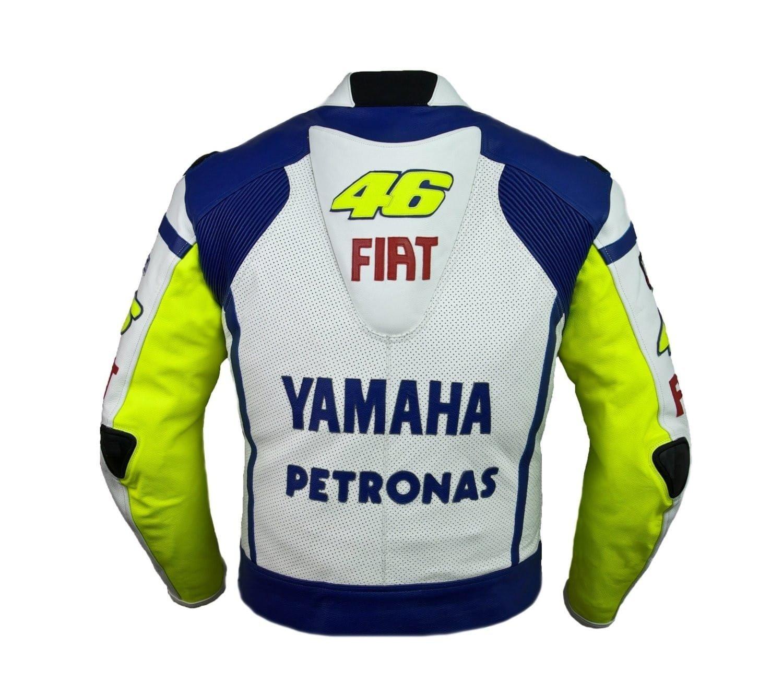 Amazon.es: Rossi Yamaha Racing chaqueta de piel (L (EU52 - 54))