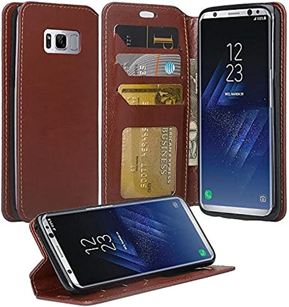 Case for Samsung Galaxy S8 Luxury Leather Bussiness Phone Case Cover for Bussiness Gifts