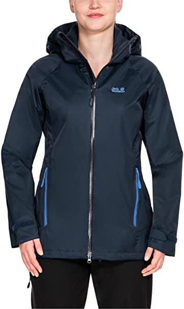 Jack Wolfskin Women/'s Colorado Flex Hardshell Weather Protection Jacket