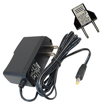 HQRP Adaptador de CA para Omron M2, HEM-7121-E, M3, HEM-7131-E Tensiómetro electrónico: Amazon.es: Electrónica