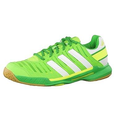 adidas Trainers Adipower Stabil 10.1 W G96437 Green White 48