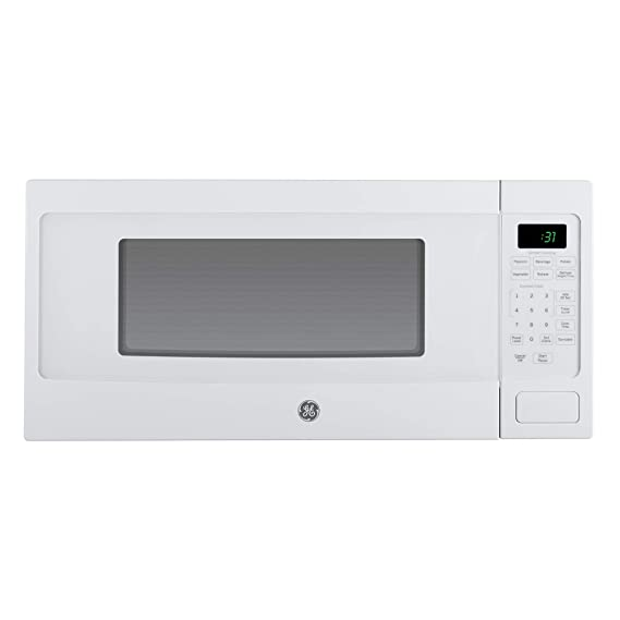 Amazon.com: GE PEM31DFWW Microwave Oven (Renewed): Kitchen ...