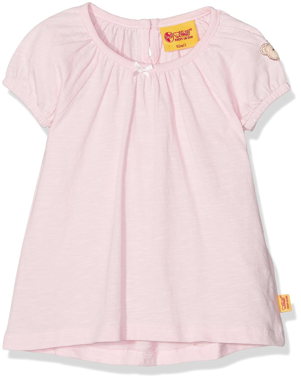 Steiff Baby-Mädchen Bluse Rosa (Lotus 2069) 68 6713311