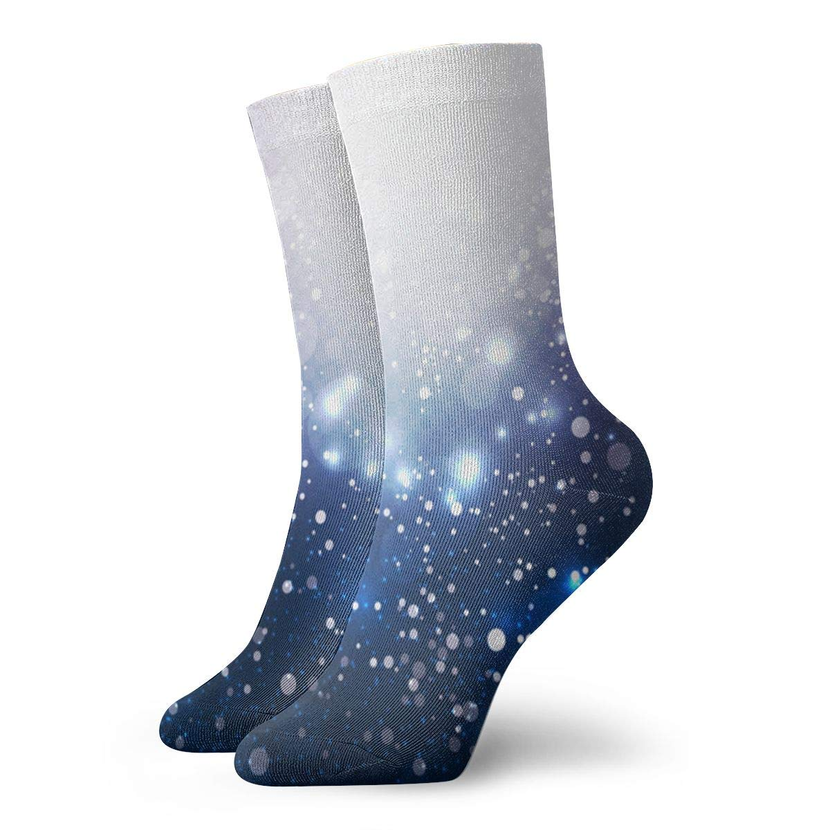 Bubble-lights Unisex Funny Casual Crew Socks Athletic Socks For Boys Girls Kids Teenagers