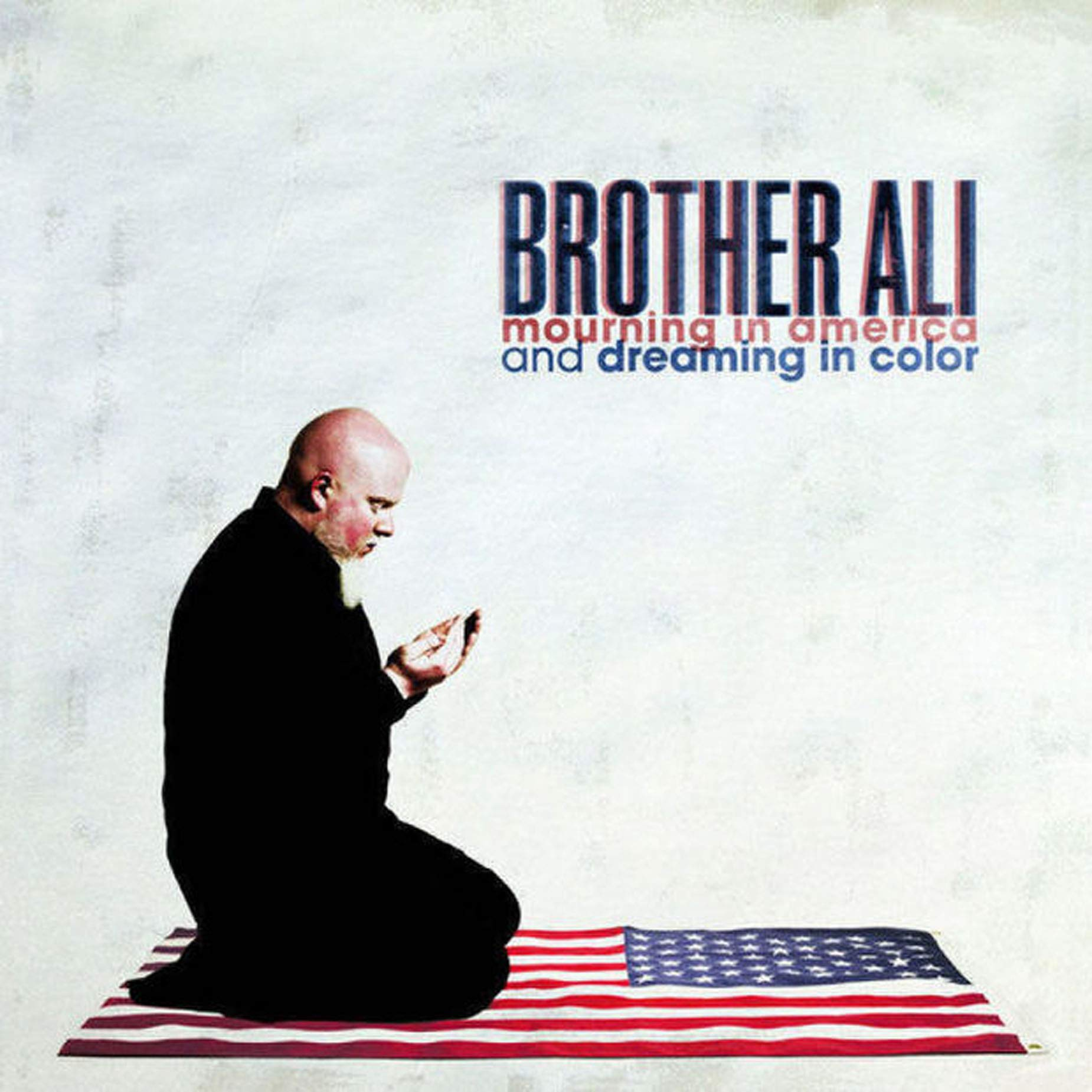 Vinilo Brother Ali - Mourning in America and Dreaming in