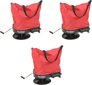 product image for Earthway Hand Crank Garden Seeder Adaptable Seed & Fertilizer Spreader (3 Pack)
