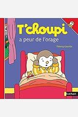 T'choupi a peur de l'orage (French Edition) Kindle Edition