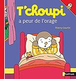 T'choupi a peur de l'orage (French Edition)