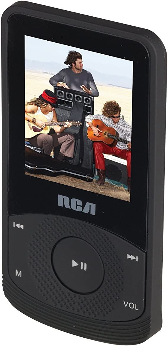 RCA M6504 4 GB Video MP3 Player with 1.8 inch Color Display