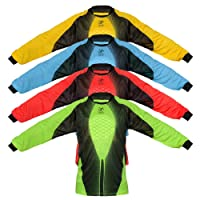 Football Goalkeeper Goalie Soccer Keeper Goalie Padded Jersey Men's SHIRT