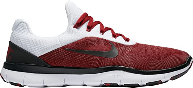 d5b6f69d18c7 Image Unavailable. Image not available for. Color  Nike Men s  Free Trainer  V7 Week  Zero University of Arkansas Razorbacks Training Shoes (