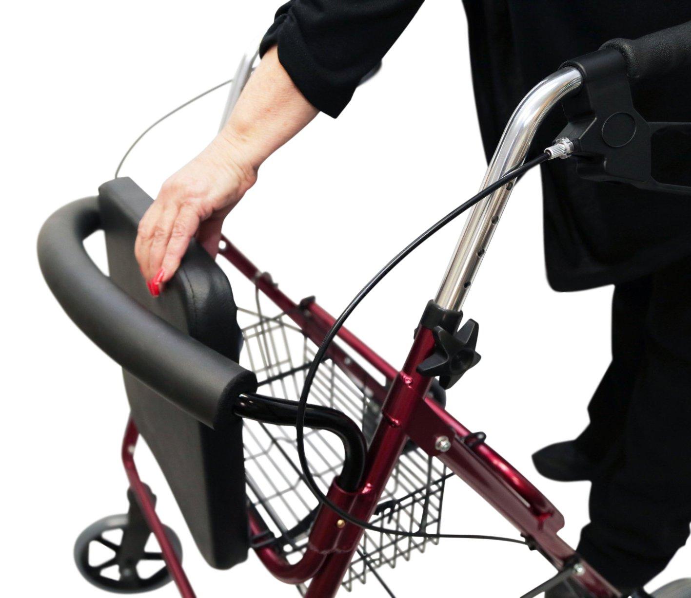 Amazon.com: Danny del mundo – Andador con ruedas 8 ...