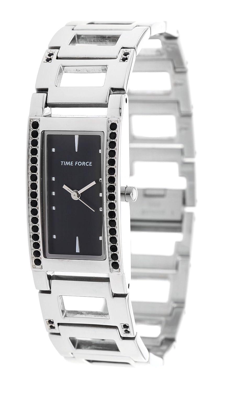 Time Force Damen Armbanduhr Bonny Silber TF4081L01M