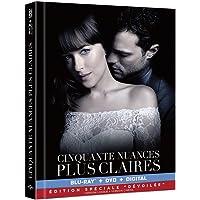 Cinquante Nuances plus Claires BRD [Édition spéciale boîtier DigiBook - Version longue + version cinéma