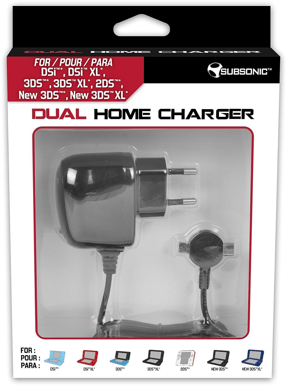 Subsonic - Cargador para casa - Doble cargador de corriente ...