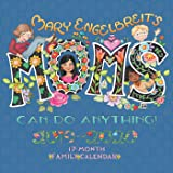Mary Engelbreit's Moms Can Do Anything! 2019-2020 17-Month Family Wall Calendar