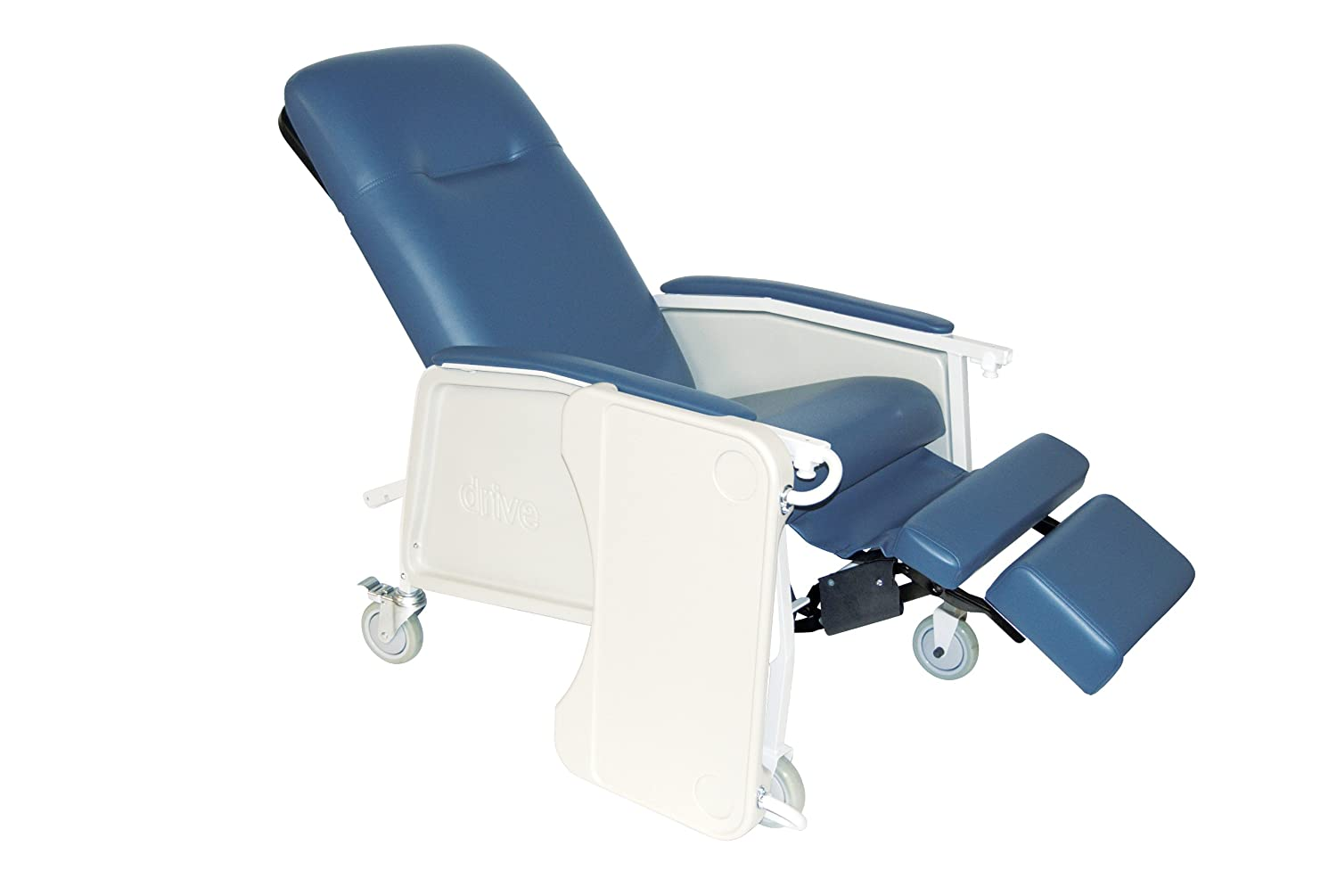 Amazon.com Drive Medical 3 Position Geri Chair Recliner Blue Ridge Health u0026 Personal Care  sc 1 st  Amazon.com : reclining medical chairs - islam-shia.org