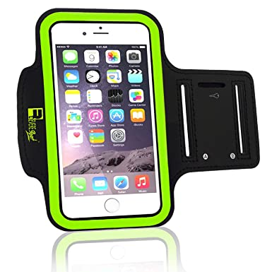 huge selection of 56873 55f04 iPhone 8 / iPhone 7 Armband with Fingerprint Home Button Access. Sports  Phone Arm Case Holder for Running, Gym Workouts & Exercise