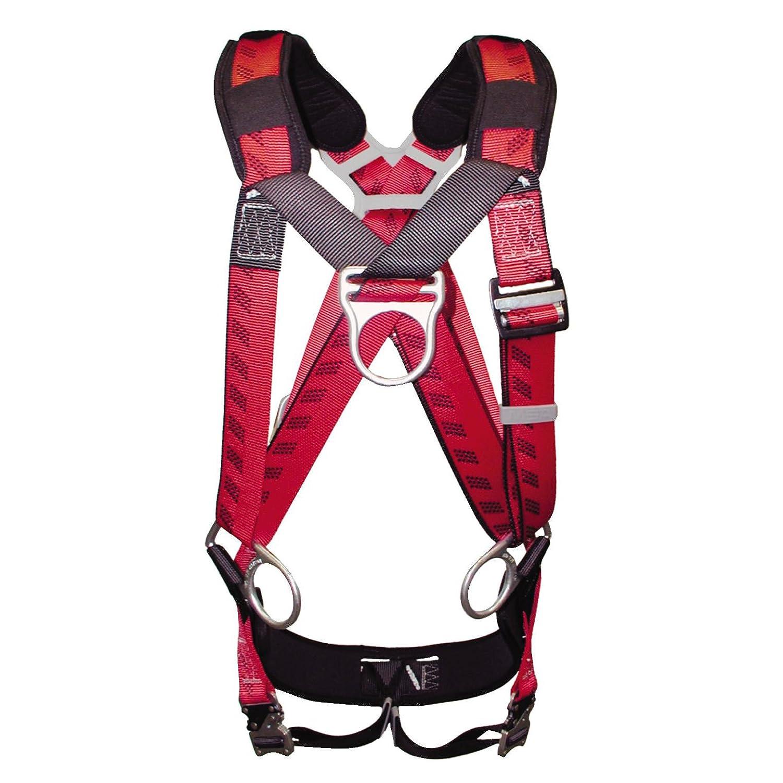 MSA Safety 10041603 technacurv vest-style arneses, lengua hebilla ...