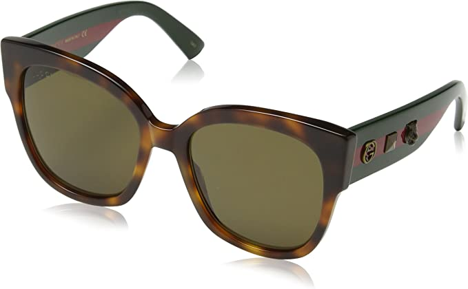 TALLA 55. Gucci GG0059S, Gafas de Sol para Mujer