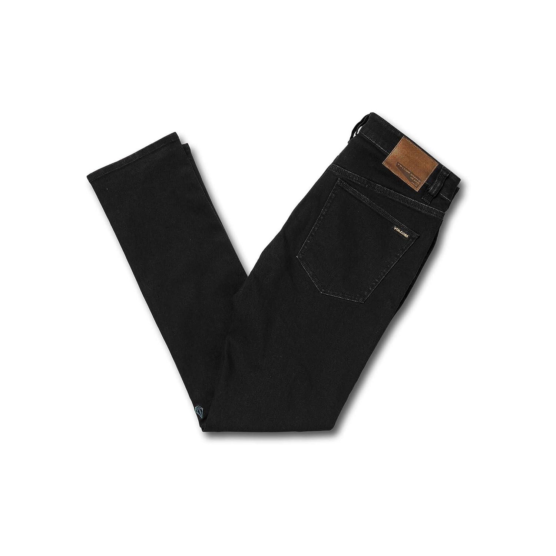 Volcom Mens 2x4 Stretch Denim Jean Pants