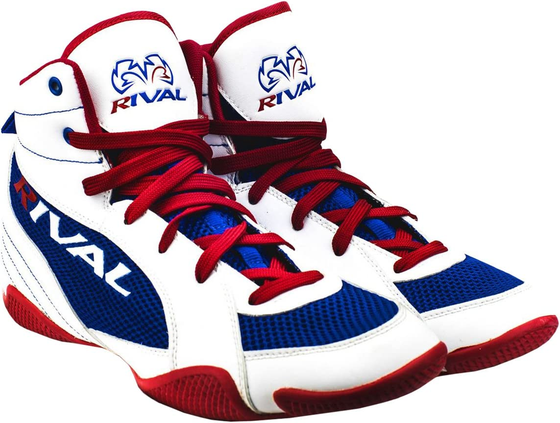 Rival Boxing Shoes-Low Cut With Mesh