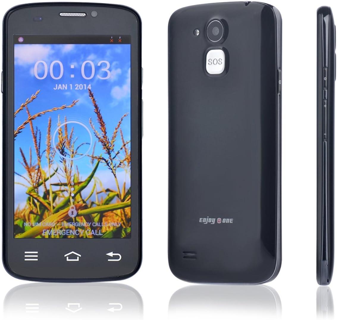 Enjoytone® W80 MTK6572 1.2GHz Dual Core 4.5
