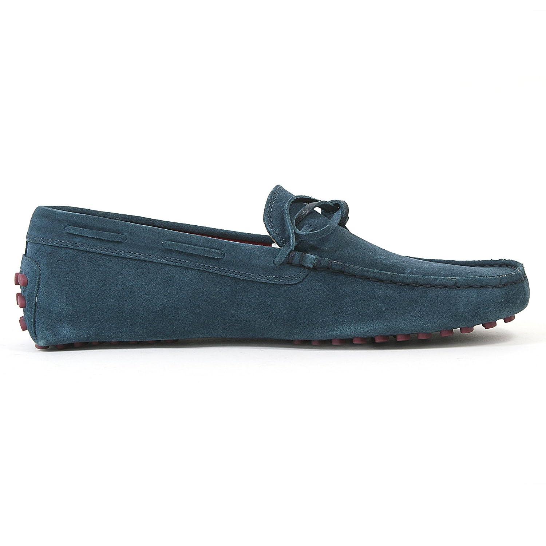 Lacoste - Mocasines para hombre Azul turquesa: Amazon.es: Zapatos y complementos