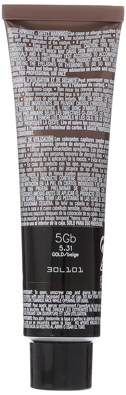 Amazon Redken Chromatics Beyond Cover Hair Color No531 Gold