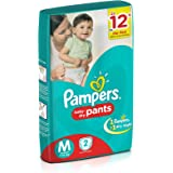 Pampers Medium Size Diaper Pants (2 Count)